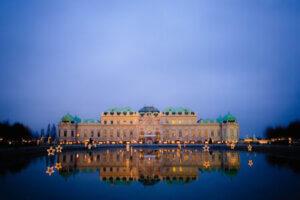 Wien, Belvedere