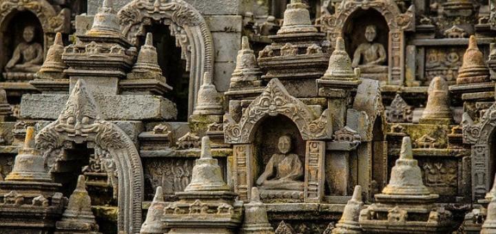 Borobodur Tempel, Java, Yogykarta