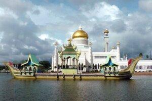 Emirat Brunei Reise