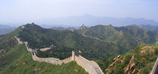 Chinesische Mauer, China Reisen