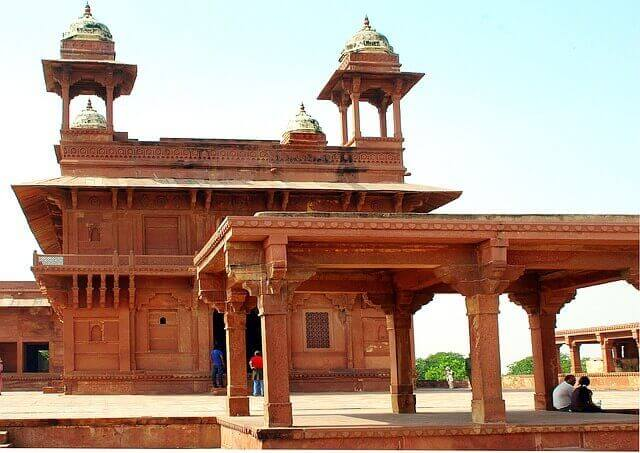 indien fatehpur sikri