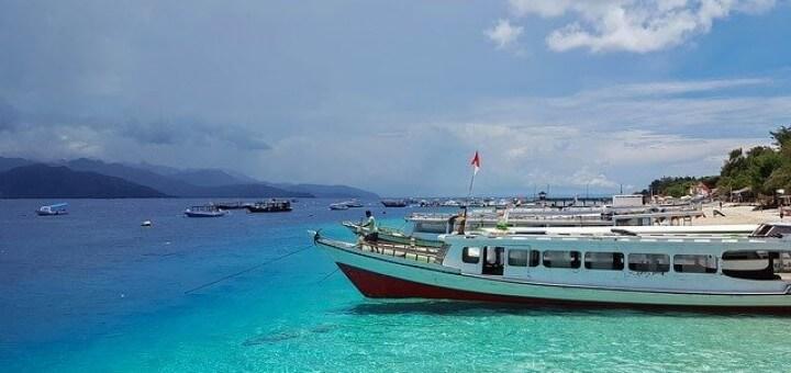 Gili Inseln, Indonesien
