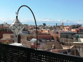 Marokko Reisen, Marrakesch