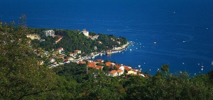 Kroatien Rabac Istrien