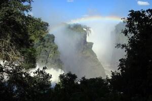 Victoria Fälle Simbabwe