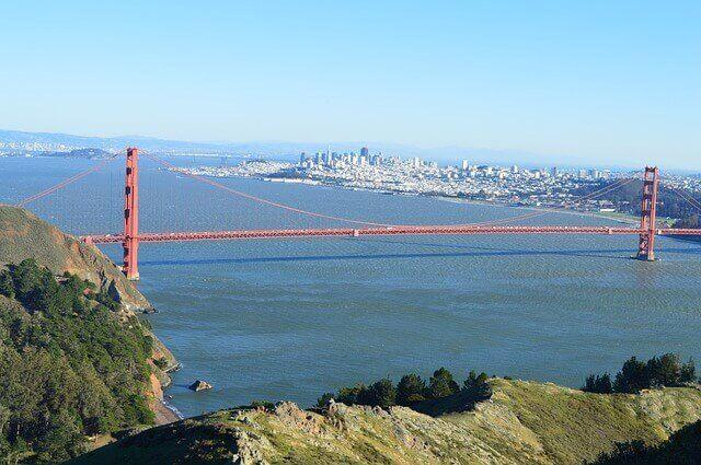 Weihnachten Kalifornien San Francisco