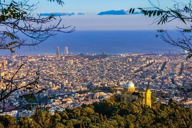 Barcelona Reise
