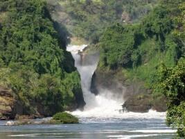 Uganda Murchison Falls