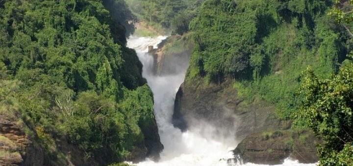 Uganda Reisen - Murchison Falls