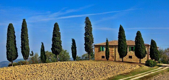 Ferienhaus Toskana