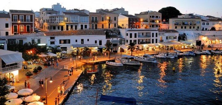 Menorca Urlaub, Ferienhaus mit Flug