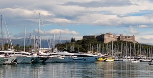 Antibes Frankreich