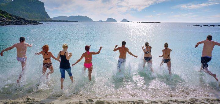 Gruppenreisen für alleinreisende ab 25
