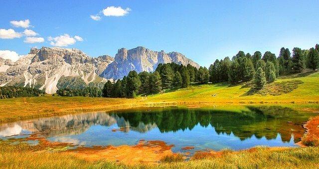 Dolomiten, Südtirol, Italien