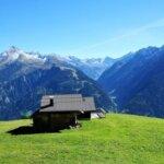 Zillertal, Tirol, Österreich