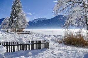 Winter in Österreich
