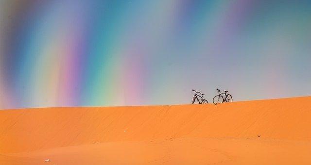 Radreisen Afrika, Marokko