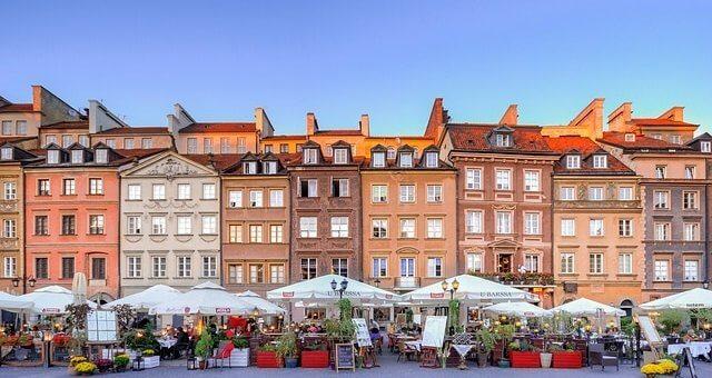 Polen Ferienhäuser