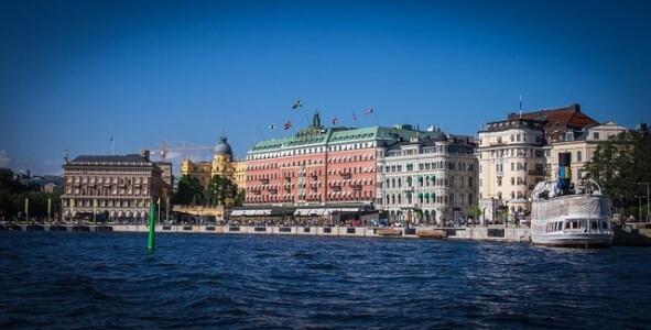 Schweden, Stockholm Grand Hotel