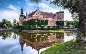 Wasserschloss Südschweden