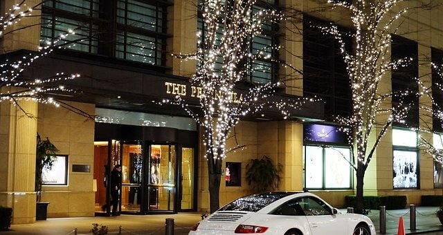 Japan Hotels - Tokyo Hotel Peninsula 5 Sterne