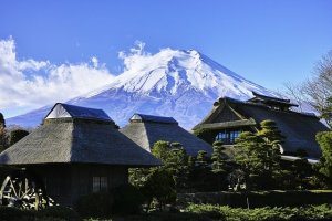 Japan Wanderreisen - Mount Fuji