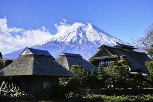 Japan Wanderreisen - Mount Fuji