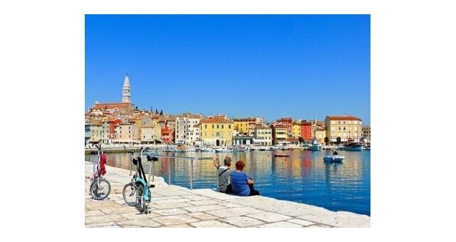 Inselhüpfen Kroatien mit Boot und Bike, Rad und Schiff