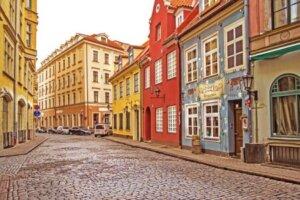 Lettland Riga Hotels und Unterkunft