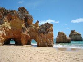 Portugal Pauschalreisen Algarve, Flug & Hotel