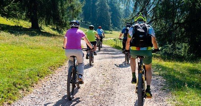 Radreisen Deutschland in der Gruppe