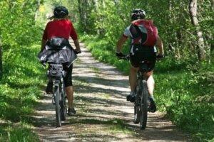 Radreisen Österreich, unterwegs mit dem Fahrrad