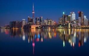 Kanada Flug & Hotel, Toronto pauschal
