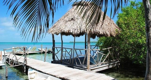 Belize Höhepunkte Cay Caulker