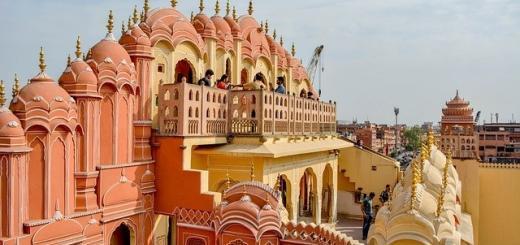 Indien Jaipur Reisen