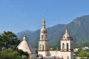 Kirche in Mexiko, Ostern