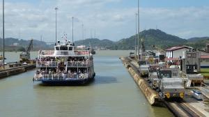 Kreuzfahrten Panama-Kanal