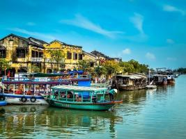 Vietnam Rundreisen, Hoi An