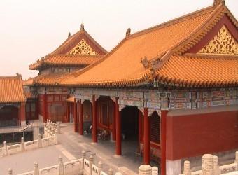 China Zugreisen