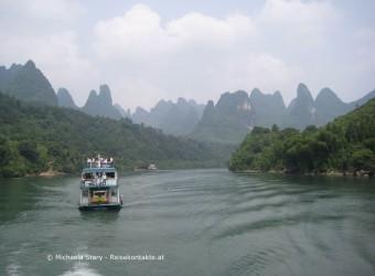 China Bahnreisen