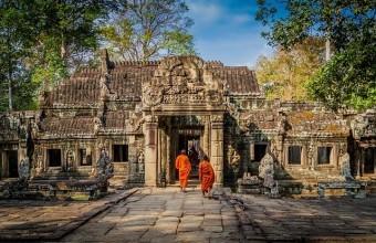 Kambodscha 2019 buchen