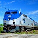 USA Bahnreisen, Zugreisen