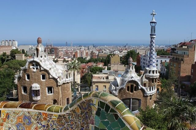Barcelona Reisen März