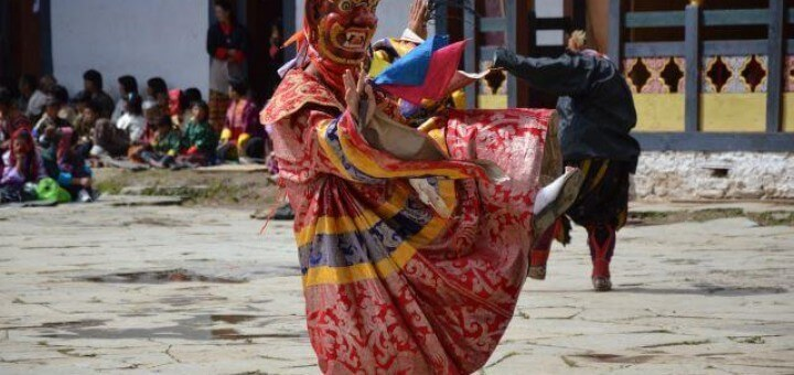 Bhutan Reise Asien