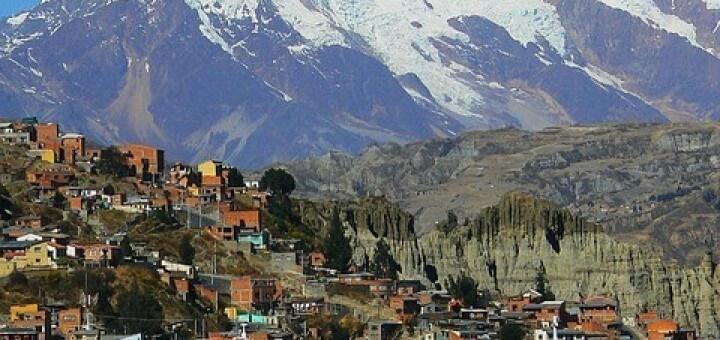 Bolivien trekking und wandern