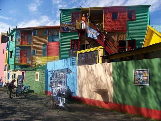 Buenos Aires Reisen Argentinen