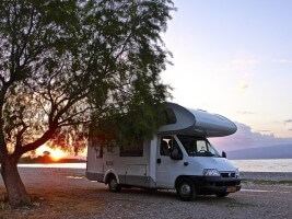 Campingreisen, Italien Camping
