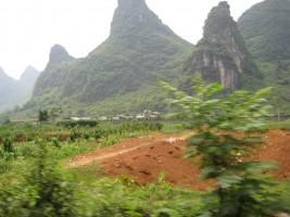 China reise mit der Bahn