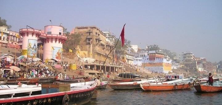 Indien Flusskreuzfahrt Ganges