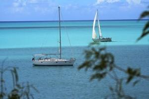 Karibik segeln